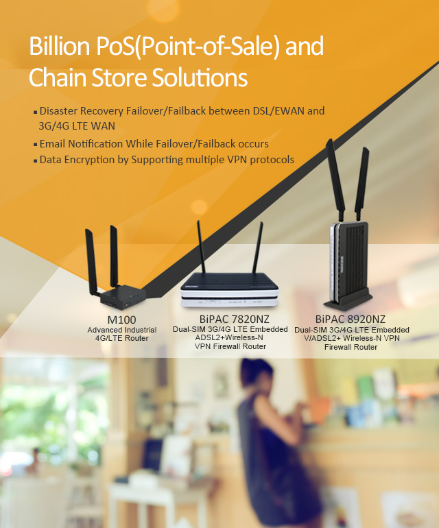 PoS and Chain Store Solutions -gl