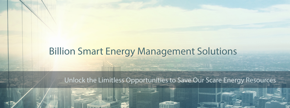 Billion Smart Energy Management Solutions