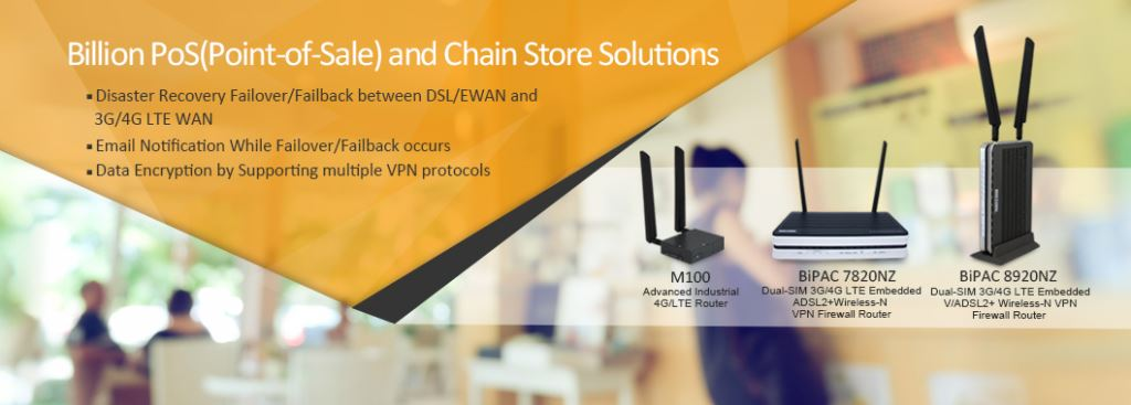 Billion Chain Store and Retail Solution