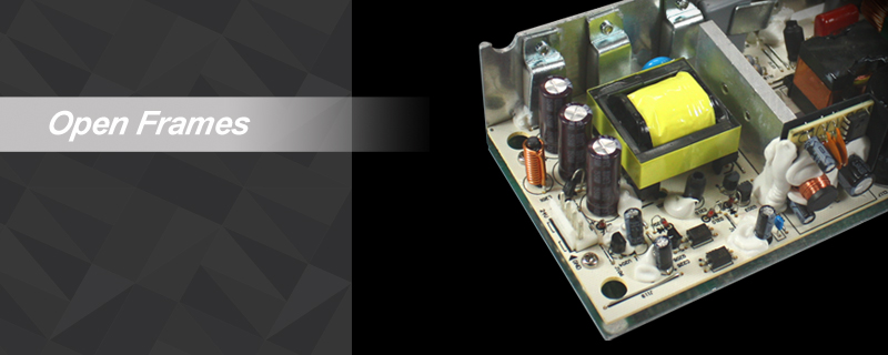 Open Frame Power Supply Series
